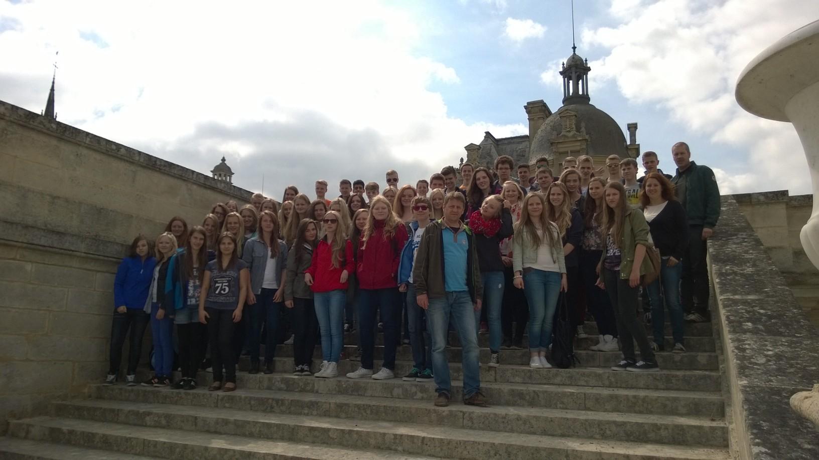 Le voyage en Picardie