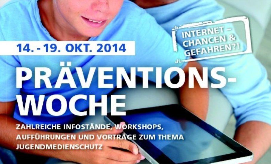 Präventionswoche vom 14. bis 19. Oktober 2014