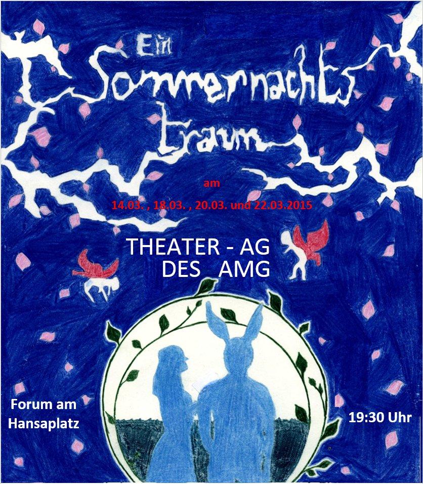 Theateraufführung: Ein Sommernachtstraum