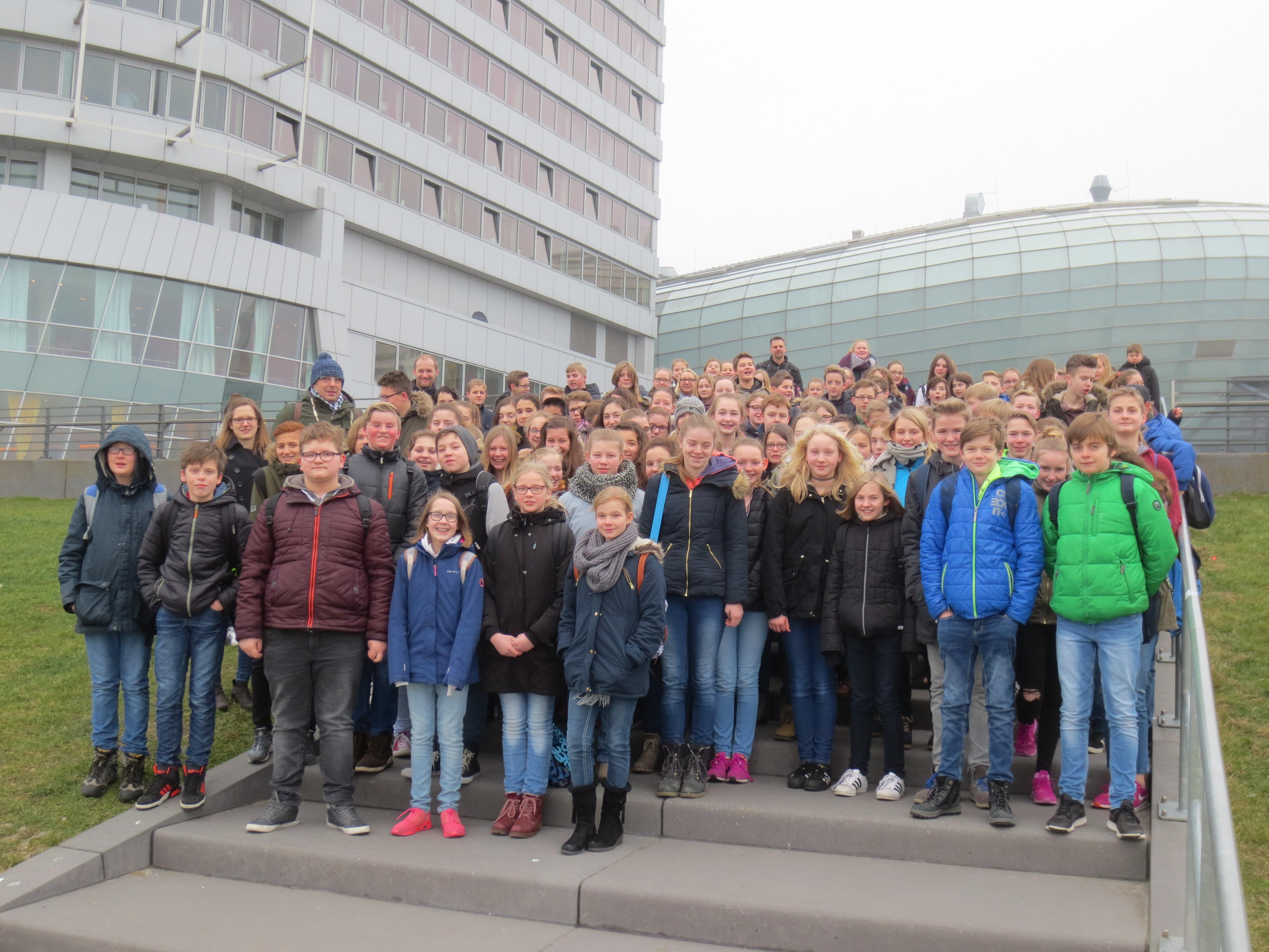 Unser Besuch des Klimahauses Bremerhaven 8° Ost