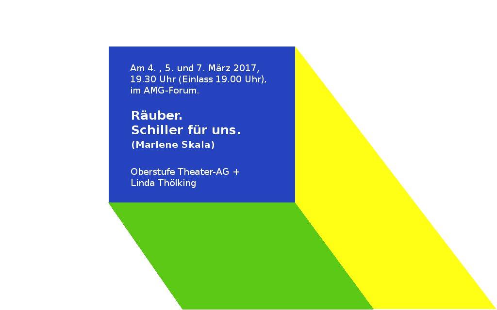 """""""Räuber. Schiller für uns"""" von Marlene Skala"""