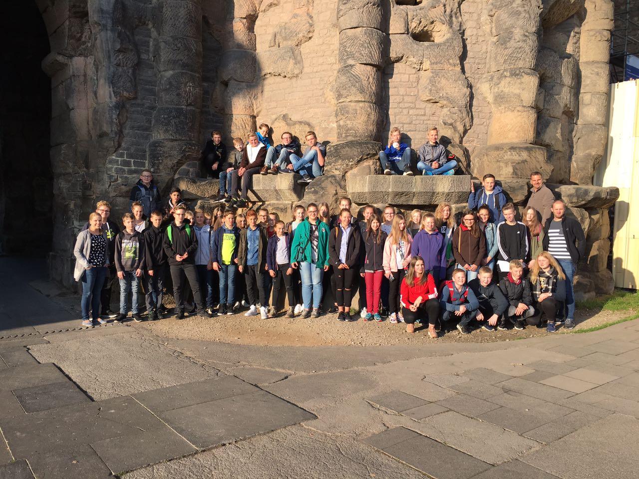 Exkursion nach Trier 8a/b und 8e