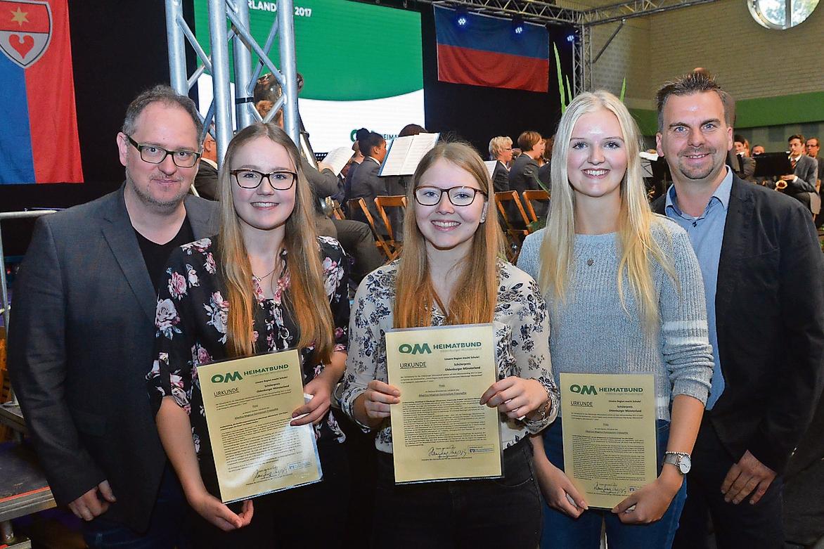 Schülerpreis Oldenburger Münsterland – DAS AMG RÄUMT AB