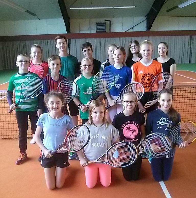 Spotlight: Tennis-AG
