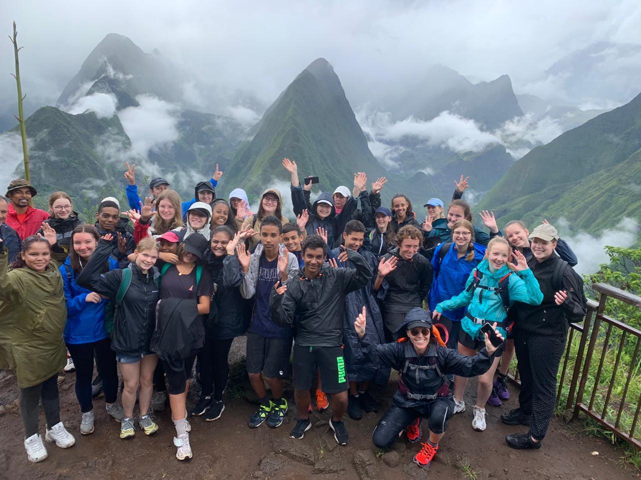 Besuch auf La Réunion (28.1.-6.2.2020)