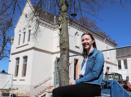 NWZ: Schülerin hat spannende Pläne für altes Gemäuder